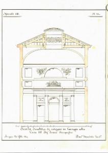Progetto architetto Marchelli