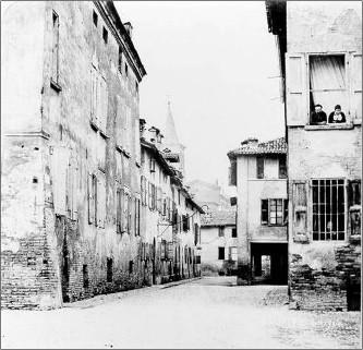 Via Casati_ingresso del ghetto
